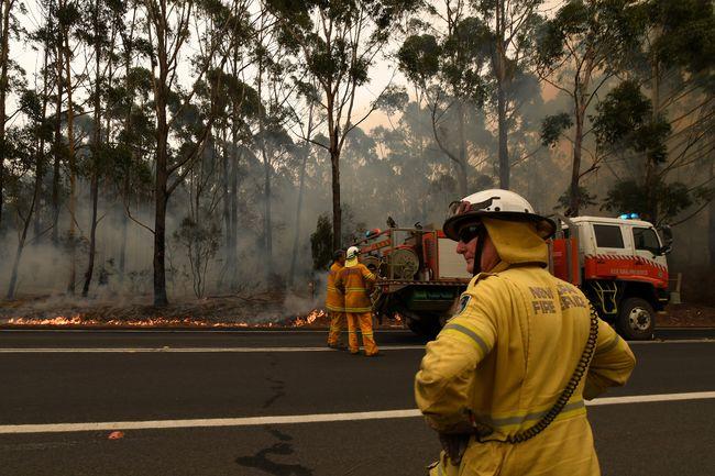 Під час гасіння пожежі в Австралії розбився літак з американськими пожежними: всі на борту загинули