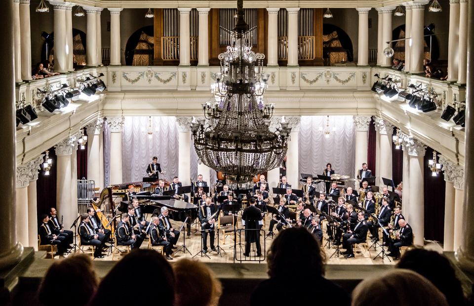 Артисти Національного президентського оркестру записали зворушливе відео