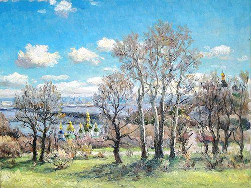 Картинки ранньої весни