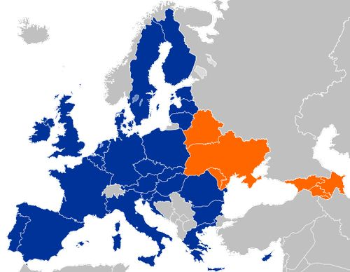 The Eastern Partnership Europe Without Dividing Lines The Day