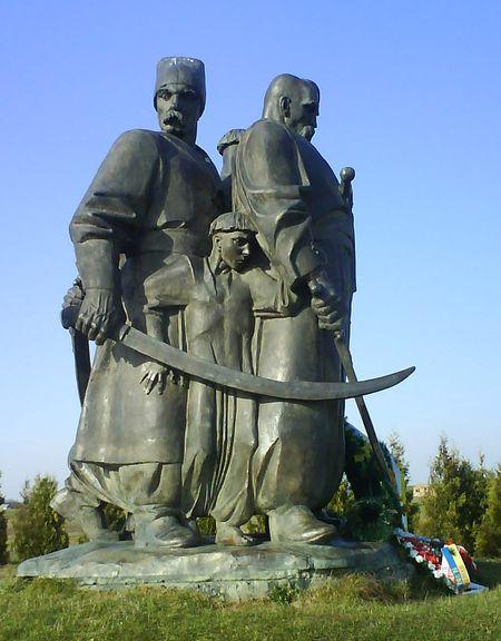 Картинки по запросу памятник козакам під берестечко