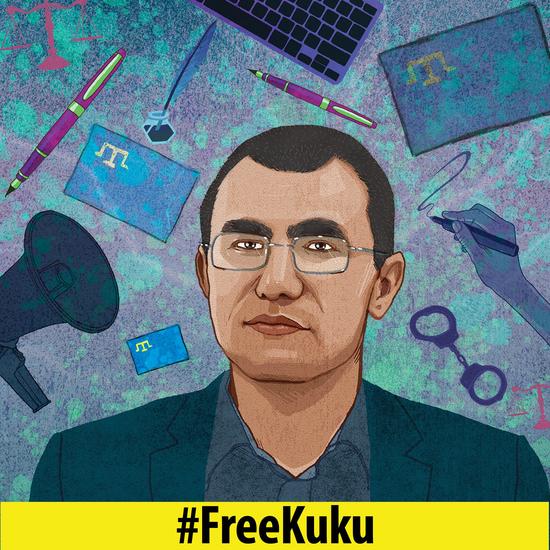 ВСимферополе «суд» рассматривает продление ареста фигурантам ялтинского «дела Хизб ут-Тахрир»