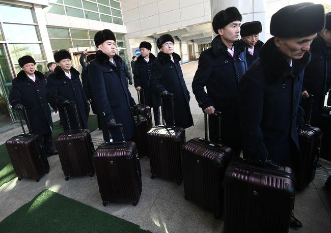 Ким Чен Ынпригласил руководителя  Южной Кореи посетить Пхеньян