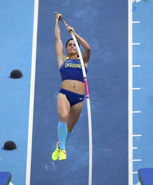 Украинка Килипко побила национальный рекорд 12-летней давности попрыжкам сшестом