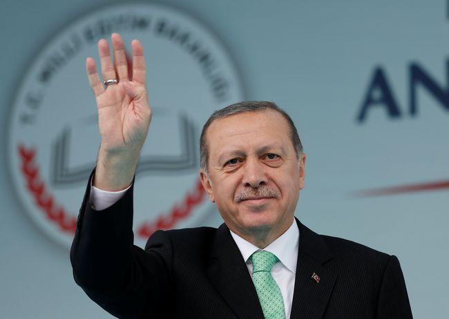 Эрдоган: Турция готова присоединиться коперации вИдлибе