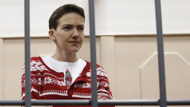 Процесс возвращения Савченко вгосударстве Украина затягивается