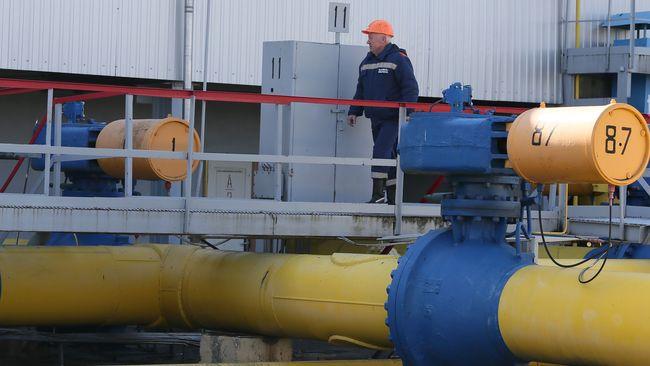 Замесяц Украина сожгла больше газа, чем в2014-м году
