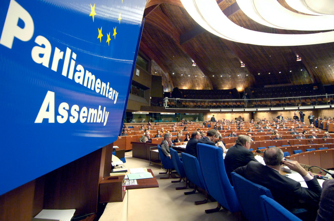 Парубий: Резолюции ПАСЕ являются дипломатической победой украинской делегации