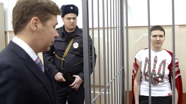 Коли савченко буде вільна