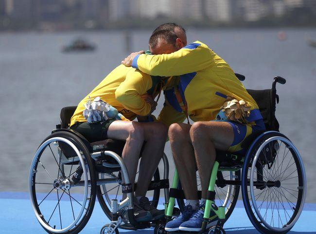 Паралимпиада-2016: Украина срекордом завоевала золотую медаль встрельбе