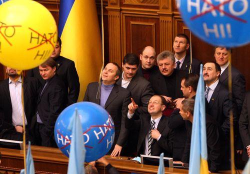 Парламентская ассамблея НАТО признала возобновление курса Украины на членство в Альянсе - Цензор.НЕТ 800
