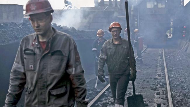 Забастовка вКривом Роге: компромисс сшахтерами еще ненашли