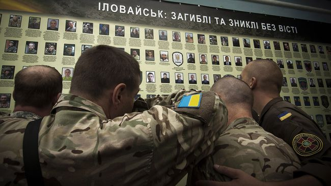 Утерянные победы генерала Муженко. Разгром под Иловайском