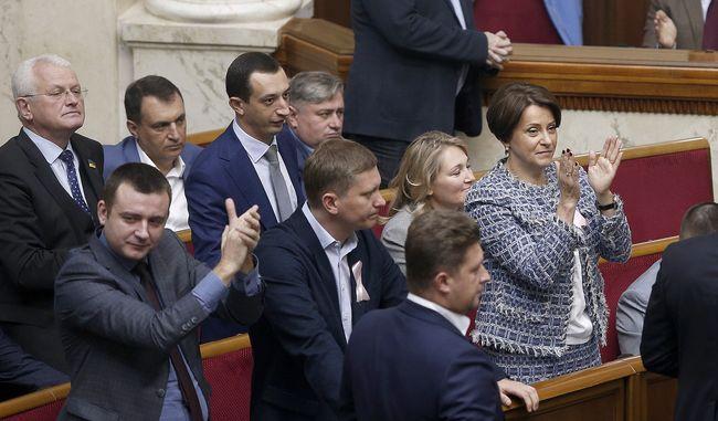 Рада приняла госбюджет на следующий 2019-й впервом чтении