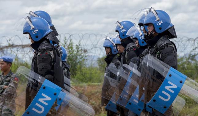 ВМИД отреагировали наготовность Беларуси отправить миротворцев наДонбасс