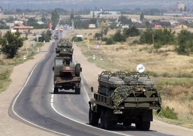 Російська важка військова техніка
