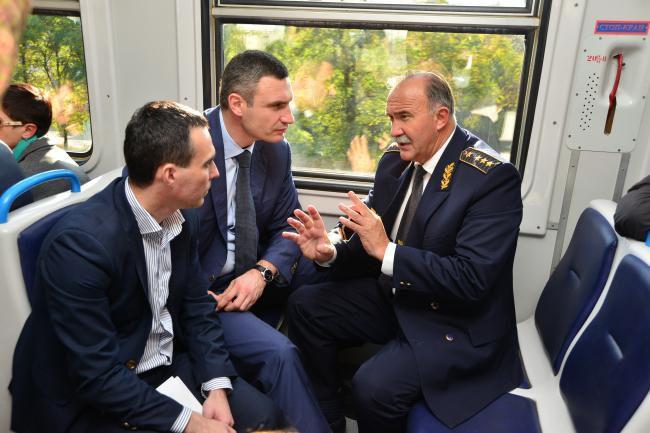 Советник Кличко Кривопишин написал объявление оботставке