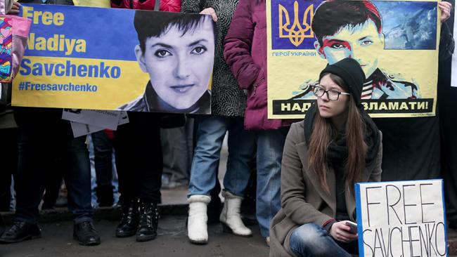 Суд признал Надежду Савченко в смерти русских корреспондентов