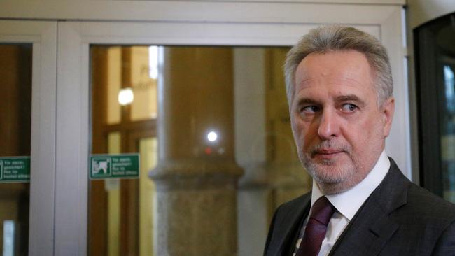 Суд вВене отказал варесте предпринимателя Фирташа