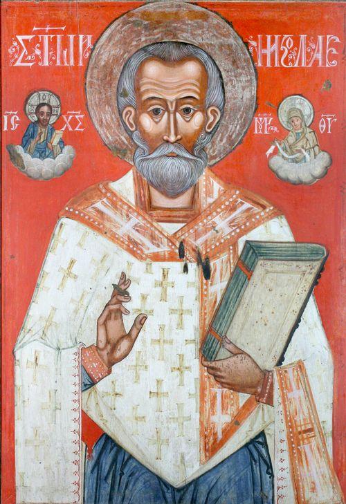 Загадка образу святого миколая