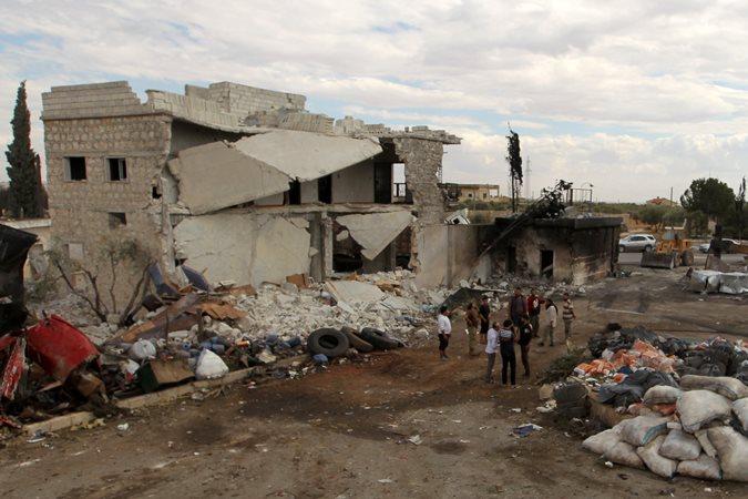 Борис Джонсон: Российская Федерация виновата впродолжении войны вСирии