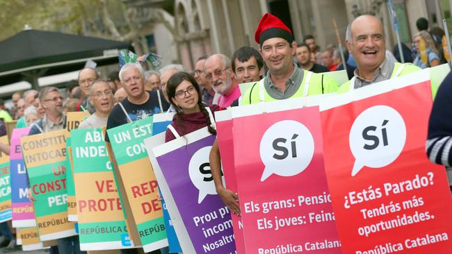 Занеподчинение властям ирастраты: Главе Каталонии угрожает арест