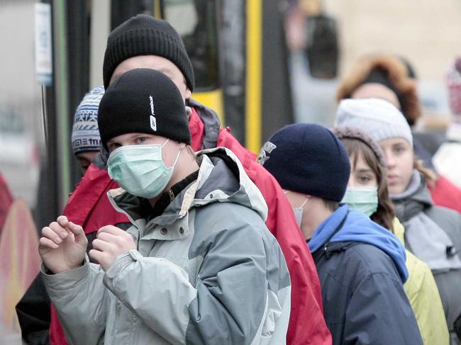 ВУкраїні від грипу таГРВІ померли 83 людини