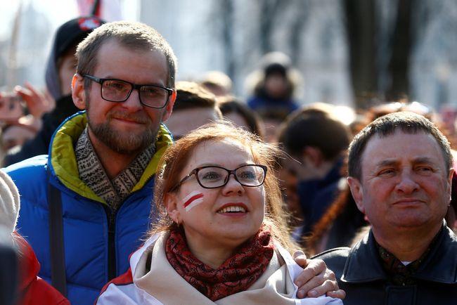 Повсей Белоруссии задерживают активистов, которые едут отмечать День воли