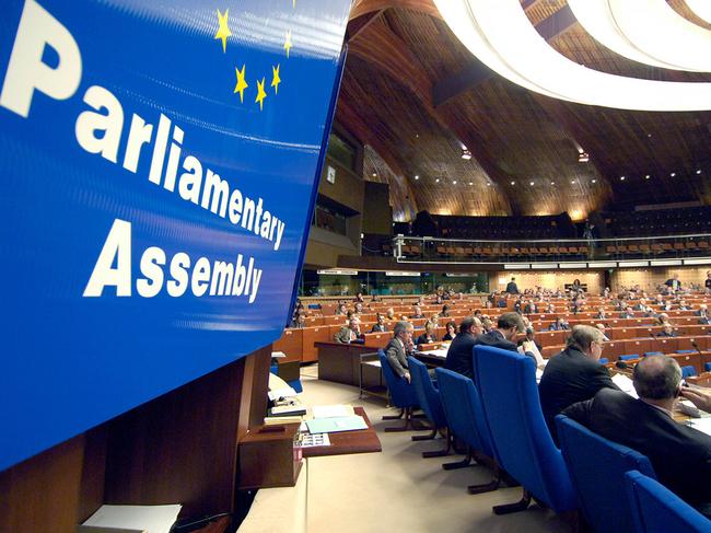 Выборов наДонбассе небудет— Резолюция ПАСЕ
