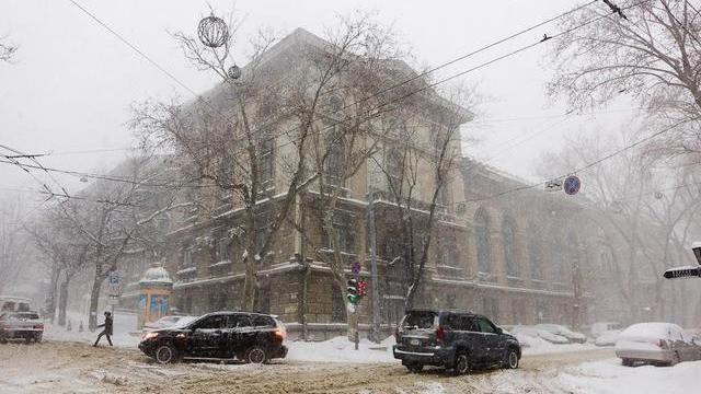 Депутат Геническа разработал троллейбусный проект воссоединения Крыма с Украинским государством