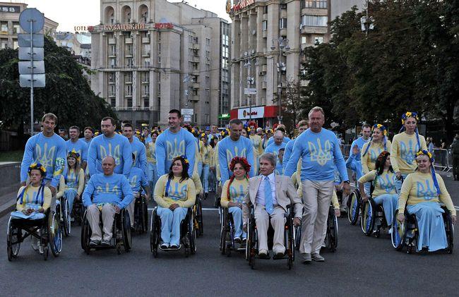 РФ защитит паралимпийцев вмеждународной организации ООН