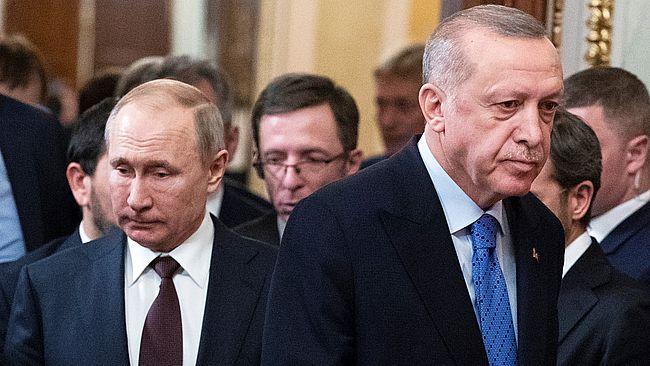 Путин – Эрдоган: мир или перемирие? | Газета «День»