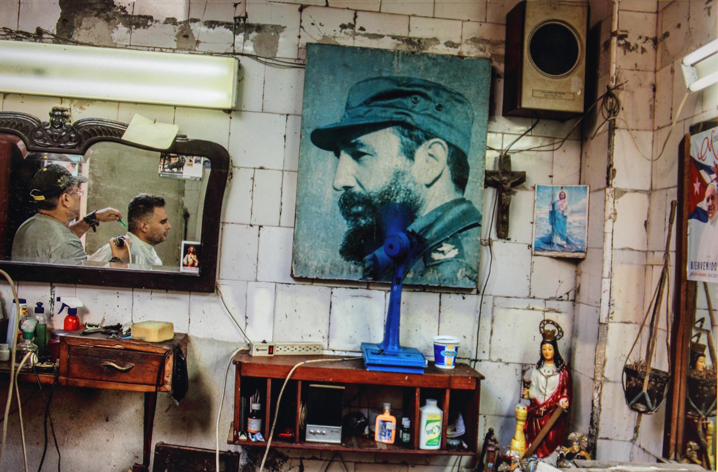 Как проходят похороны Фиделя Кастро— Прощание слегендой