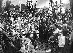 Картинки по запросу переселение поляков в польшу украинцев в УССР