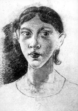 Портрет 20-річної ольги василівни