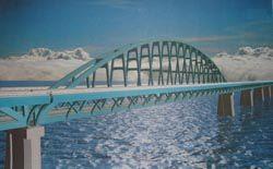 В сочи мост через керченский пролив
