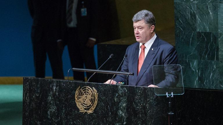 Україна сьогодні приступила дочленства вРадбезі ООН