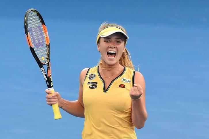 Свитолина одержала победу впервом раунде турнира вавстралийском Брисбене