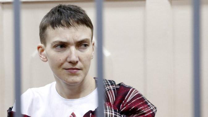 Савченко надопиті: Я ніколи немала ненависті доросіян