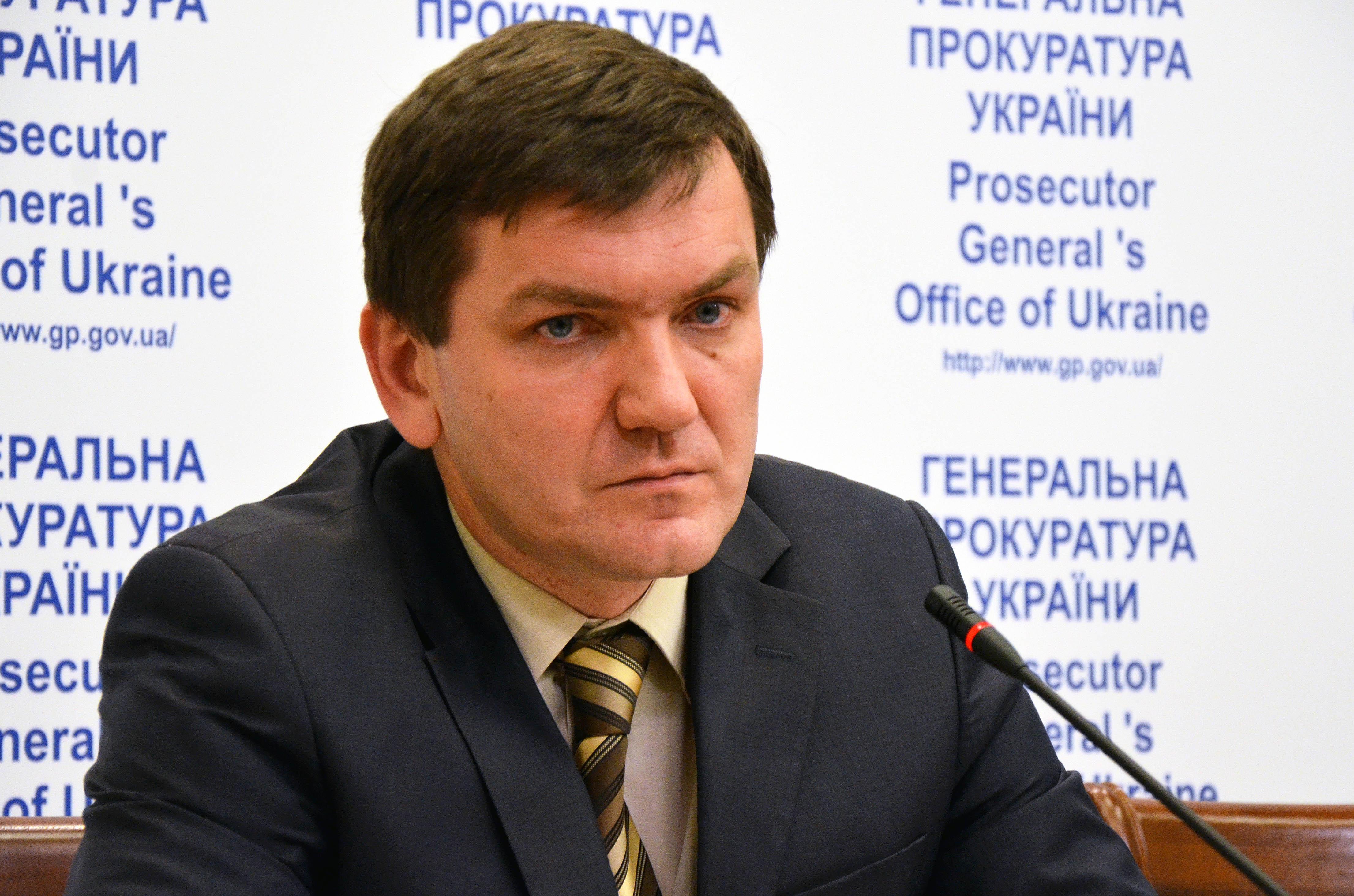 Вороненков вУкраинском государстве успел дать показания поделу Майдана
