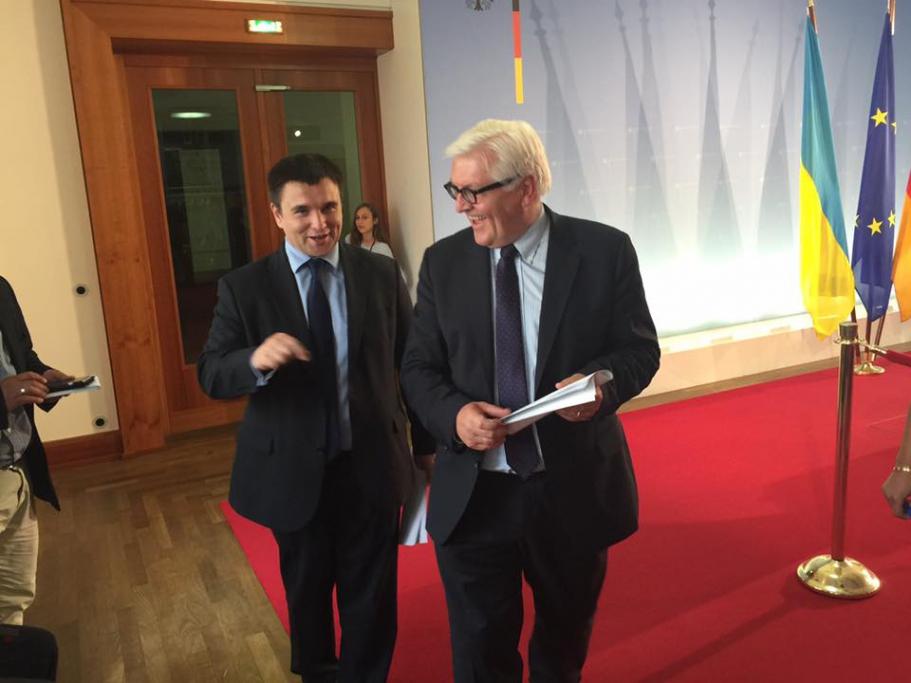 Руководитель МИД Германии поделился ожиданиями относительно безвизового режима для украинцев