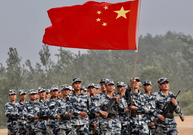 Открылась первая военная база Китая зарубежом