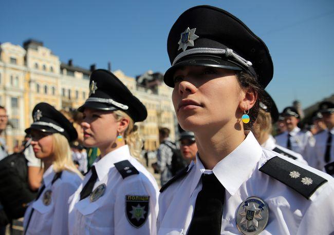 В милиции стартует дополнительный набор тысяча полицейских