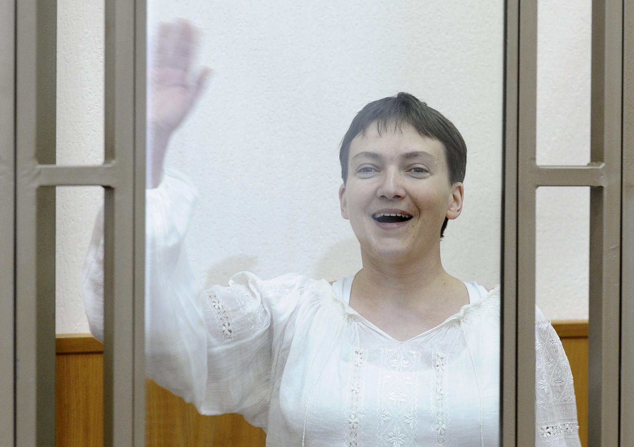 Савченко можуть передати Україні після вироку суду