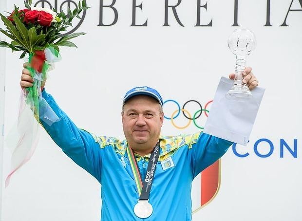 Николай Мильчев— лучший спортсмен октября вУкраинском государстве