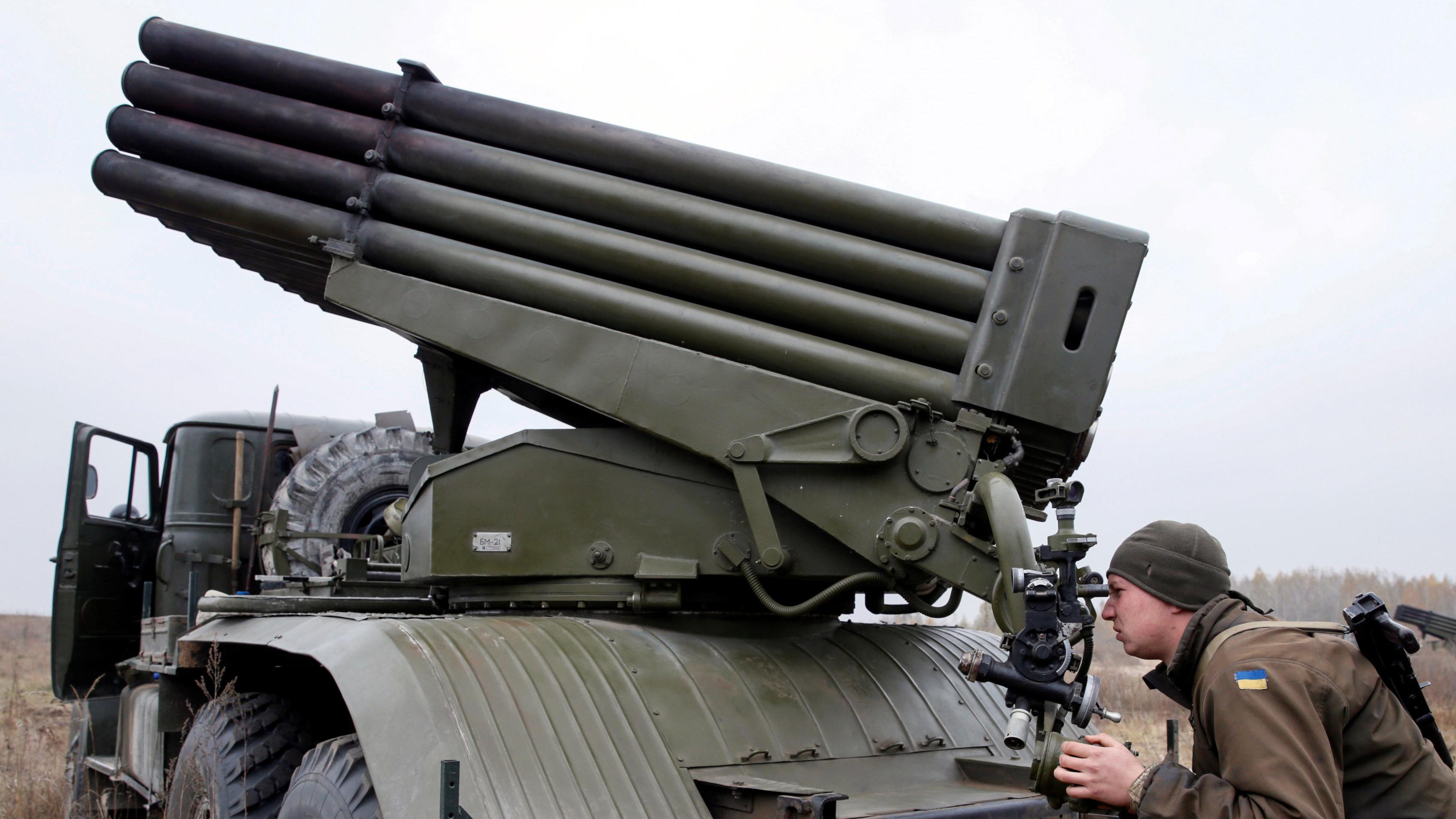 Боевики продолжают активно стрелять наМариупольском направлении
