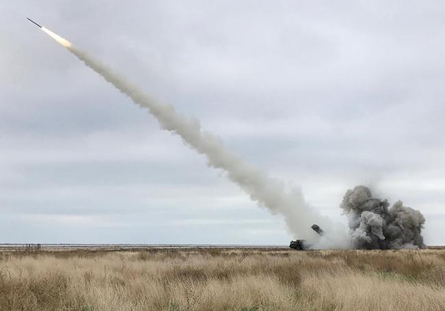На юге Украины в рамках учений Воздушных сил ВСУ пройдут испытания зенитных ракет средней дальности