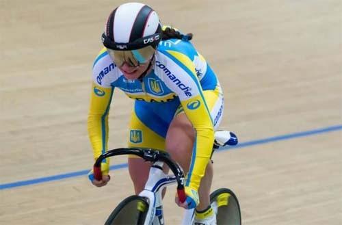 Велосипедистка Басова признана лучшей спортсменкой государства Украины осенью