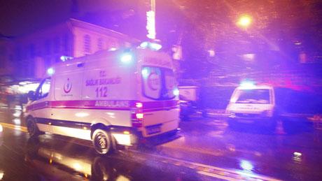 Втеракте вночном клубе вСтамбуле погибли жители минимум 5-ти стран