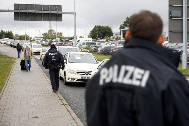 ВГермании задержали подозреваемого вподготовке теракта наНовый год